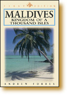 Book Cover of Maldives - 978-962-217-710-9