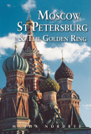 Book Cover of Moscow, St Petersburg, And The Golden Ring - 9789622178557