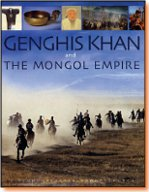 Genghis Khan book cover